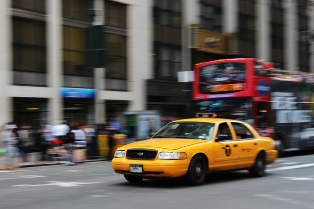 Taxis in UK